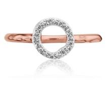'RP Riva Mini Circle' Diamantenring
