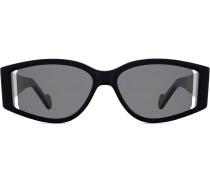 Geometrische 'Coded' Sonnenbrille
