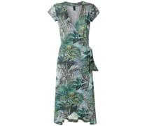 'Falcão' Kleid mit Print