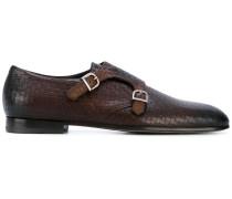 Gewebte Monk-Schuhe