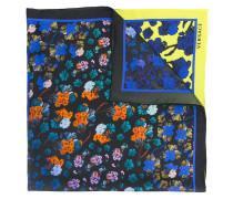 Flower Dégradé print foulard