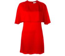 Kleid mit CapeDetail