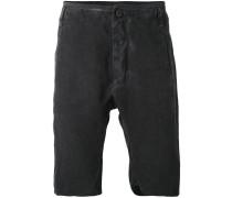 bermuda shorts - men - Baumwolle/Leinen/Flachs