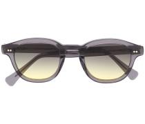 Runde 'Bronte 3' Sonnenbrille