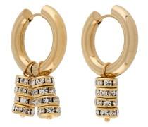 Verzierte Ohrringe