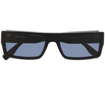 Eckige Modified Sonnenbrille