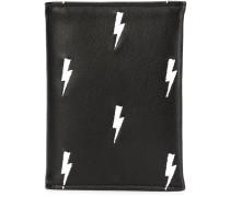 Portemonnaie mit Blitzen