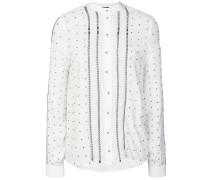studded embellished shirt