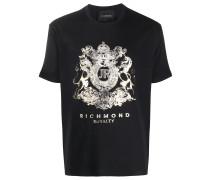 T-Shirt mit Monogramm