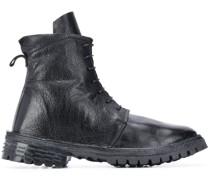 Military-Stiefel aus Büffelleder