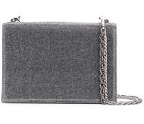 metallic crossbody bag