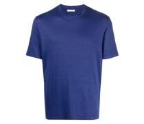 Leichtes T-Shirt mit Rundhalsausschnitt