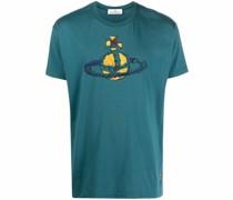 Orb T-Shirt mit Logo-Print
