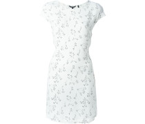 Körpernahes Kleid mit floralem Print
