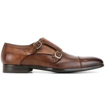 Glänzende Monk-Schuhe