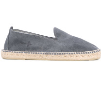 'Hamptons' Espadrilles - men - Wildleder/rubber