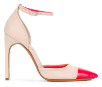 Pumps mit Kontrastkappe - women