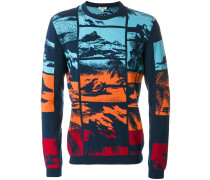 'Tropical Ice' Pullover