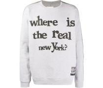 'New York 3D' Sweatshirt