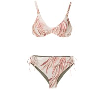 'Marcela' Bikini mit Print