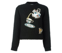 'Tea Time' Wollpullover