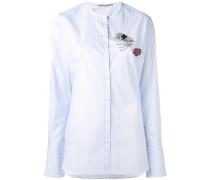Kragenloses Hemd - women