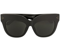 Dunaway Cat-Eye-Sonnenbrille