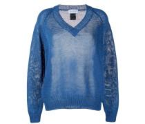 Fein gestrickter 'Kohen' Pullover