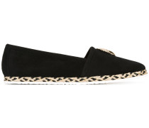 Espadrilles mit Applikation - women
