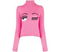 'Flirting' Intarsien-Pullover