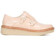 Monk-Schuhe mit Plateausohle - women