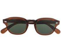 Runde 'Posh' Sonnenbrille