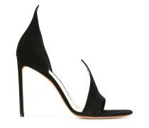 Klassische Sandalen mit Stiletto-Absatz