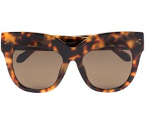 Dunaway Oversized-Sonnenbrille