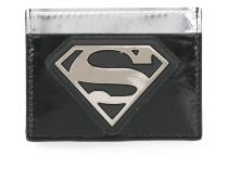 Kartenetui mit Superman-Logo