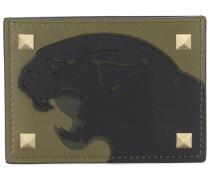 Garavani Kartenetui mit Panthermotiv