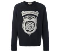 Sweatshirt mit LöwenPrint