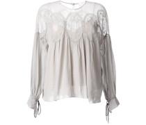 Bluse mit lockerer Passform - women - Baumwolle