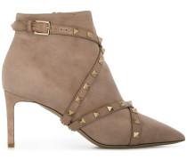 Garavani Studwrap ankle boots