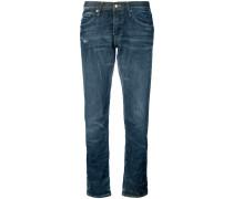 Gerade Jeans - women - Baumwolle - 27