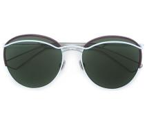 - 'Dioround' Sonnenbrille - women - Acetat/Metall