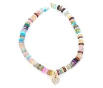 Buntes Opal-Armband