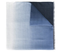 Schal mit Farbverlauf - men - Seide/Wolle