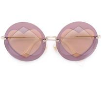 - Sonnenbrille mit Herzmotiv - women