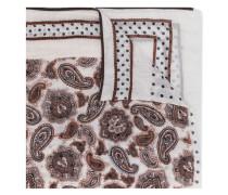 Leichter Schal mit Paisley-Print