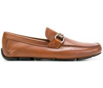 Gancio bit loafers