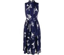 Leichtes Sablé-Kleid