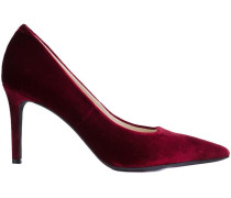 'Elly' Pumps - women - Leder/Samt - 38