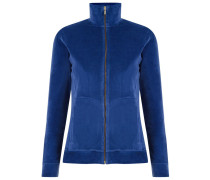 - high collar jacket - women - Baumwolle - 46