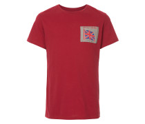 flag patch T-shirt